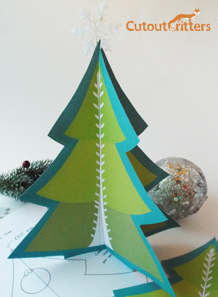 Christmas Tree Template Christmas Tree Template